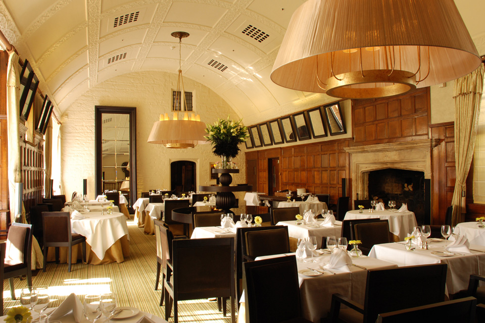 the great hall lygon arms broadway