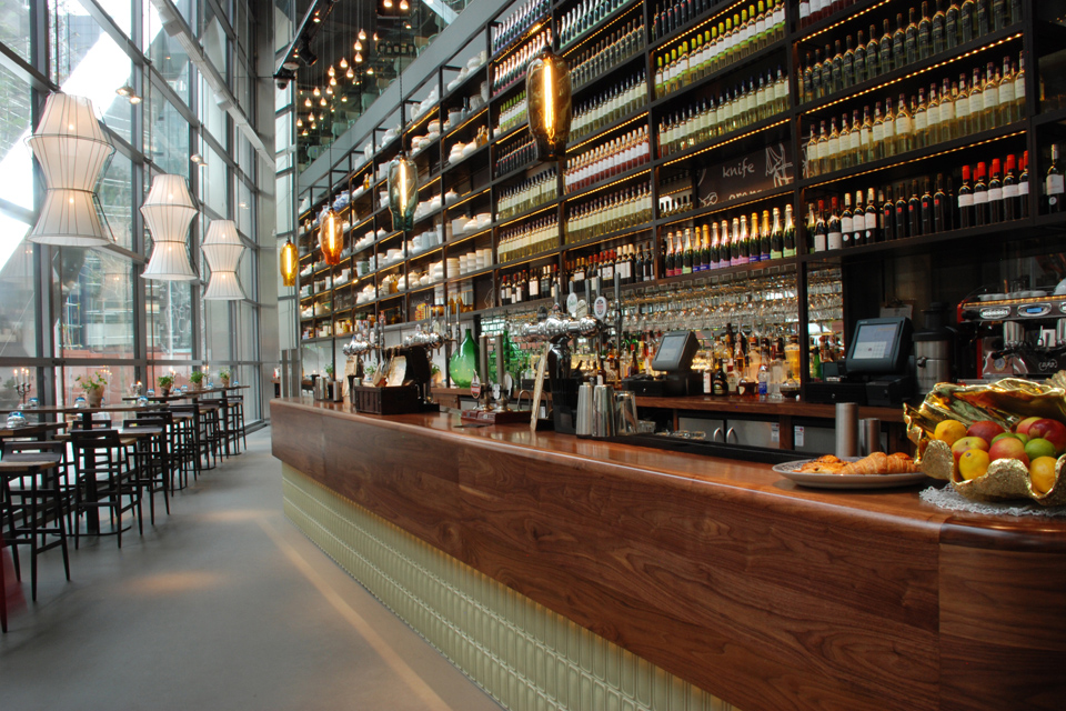 The Drift Restaurant & Bar Fit outs Projects