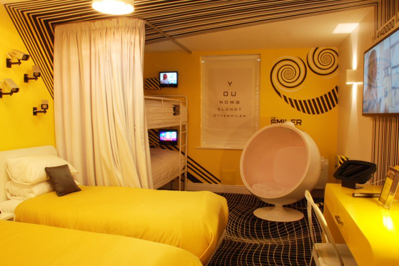 Alton Towers Hotel Rooms Smiler